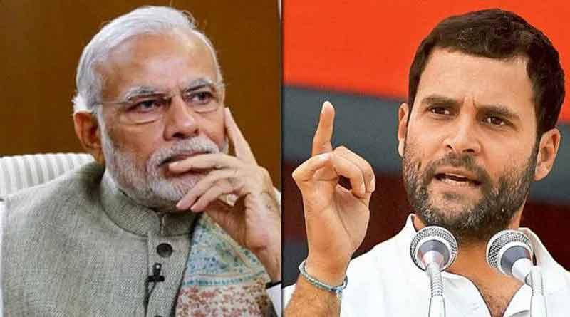 PM Modi a coward, can't stand up to China: Rahul Gandhi | Sangbad Pratidin