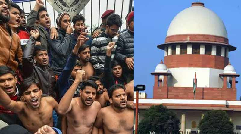 Ten people, not anyone is student, arrested in Jamia's agitation Sunday