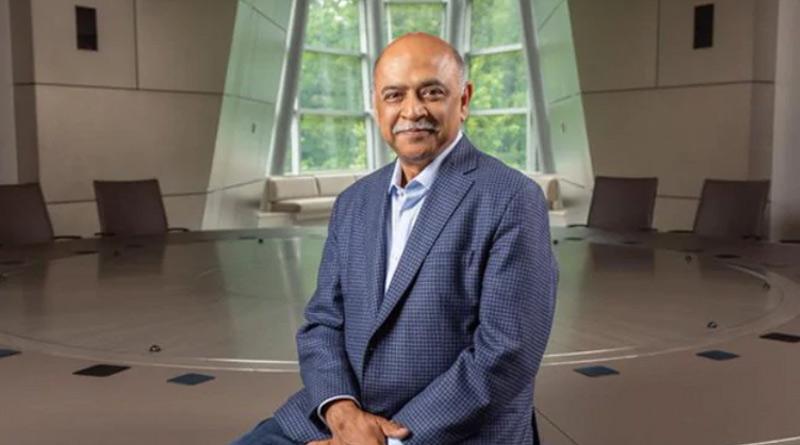 Indian-Origin Arvind Krishna Named IBM CEO, Replaces Ginni Rometty