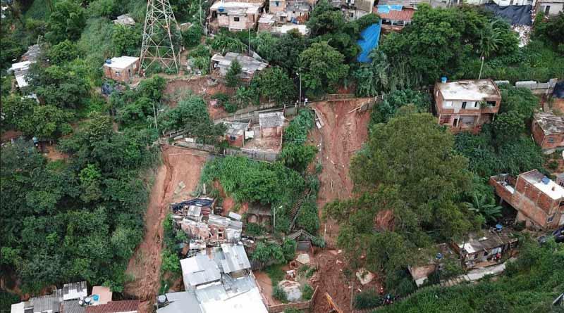 Brazil Rainstorms