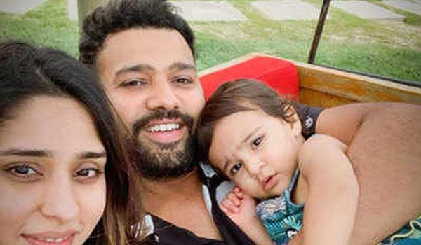 Rohit-Family