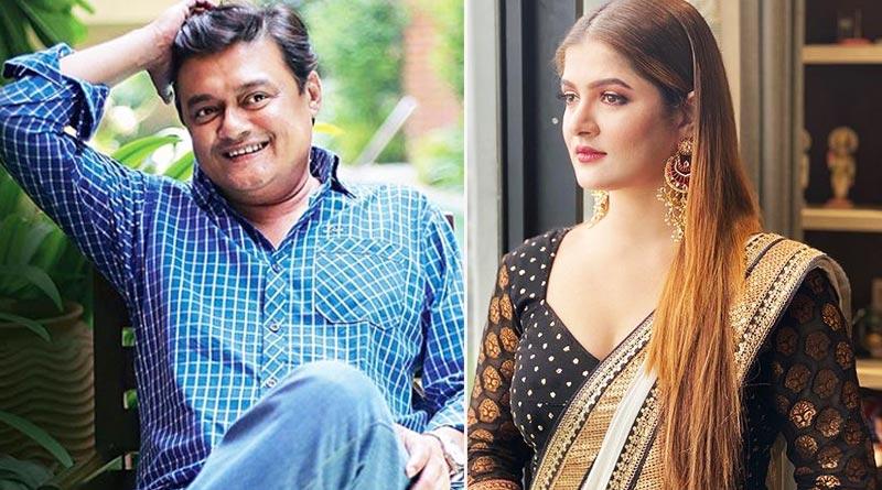 Saswata Chatterjee and Srabanti Chatterjee teamed up for 'Chobiyal'
