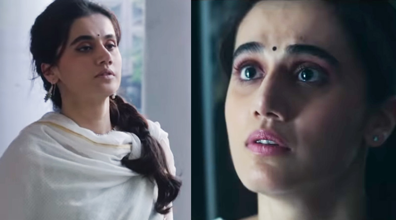 Tapsee Pannu's upcoming film 'Thappad' trailer is out now