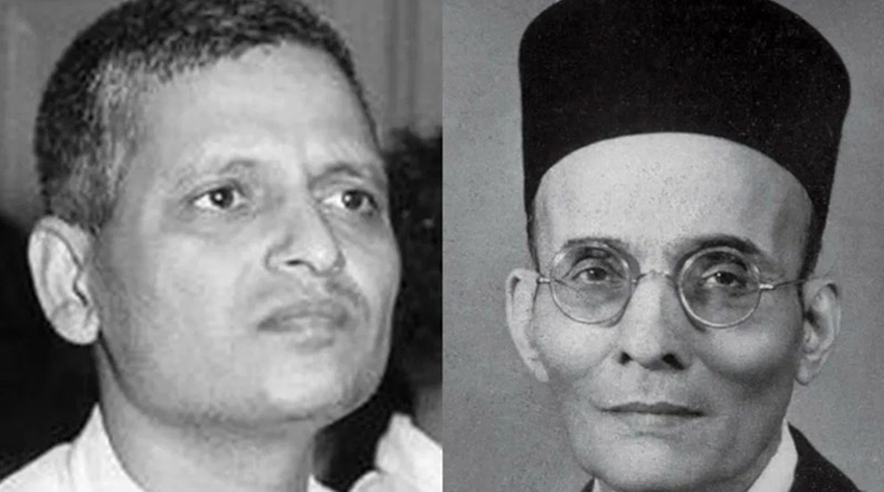 Congress booklet on RSS: Savarkar had physical relationship with Godse