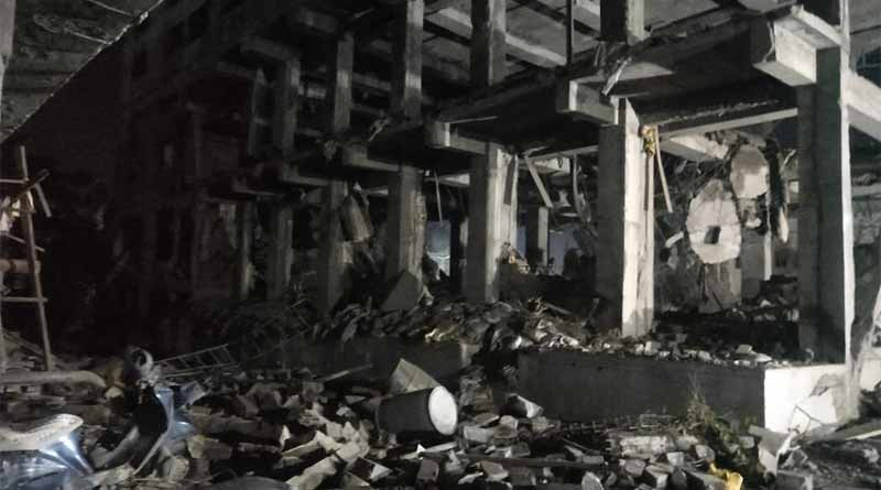 5 dead in huge explosion at chemical factory in Boisar