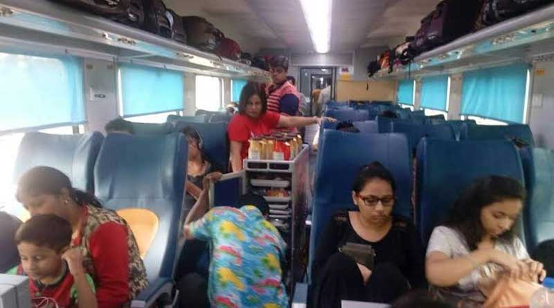 Rail will boycott passengers if he or she misbehave with co-passenger.