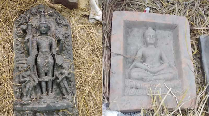 Customs recovered ancient statue worth Rs 10 crore in Siliguri