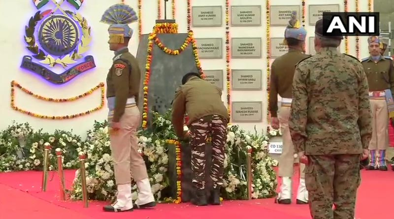 India remembers her Pulwama Terror Attack martyrs