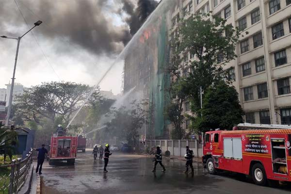 GST-Bhaban-Fire