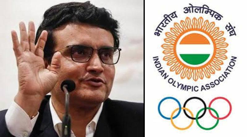 Sourav Ganguly has been selected Goodwill ambassador of IOC