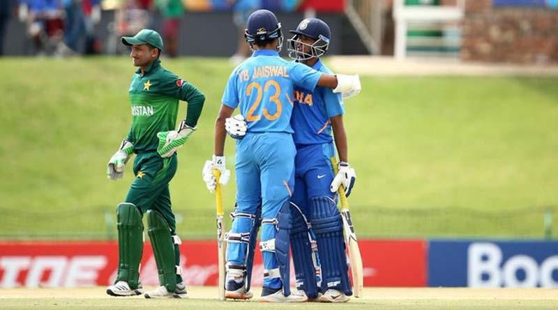 ICC U19 Cricket World Cup: India thrashed arch rival Pakistan in Semi Final
