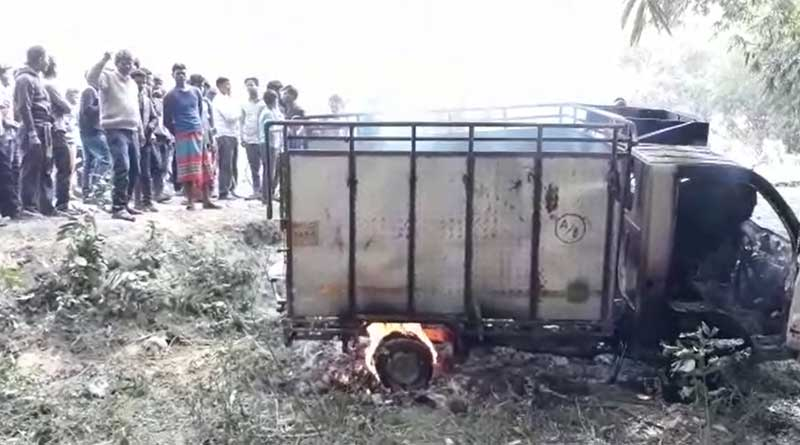 Clashes errupts as an accident occurs where a boy died
