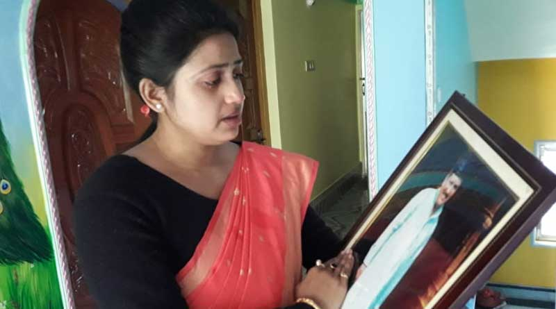 MLA Satyajit Biswas's wife questions about slow investigation on husband's murder