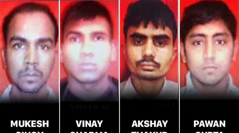 What did Nirbhaya's rapists do hours before they were hanged