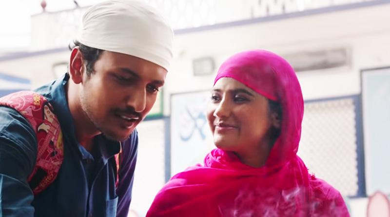 Parno Mitra grabbed eyeballs in 'Dharmajuddha's new song