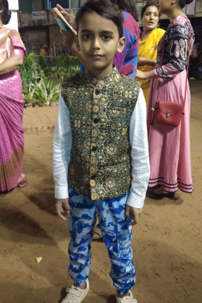 Rishabh Sing