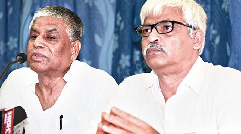 Why Bureacrats to fight COVID-19, Where are the Ministers? Left-Cong asks Mamata Govt.