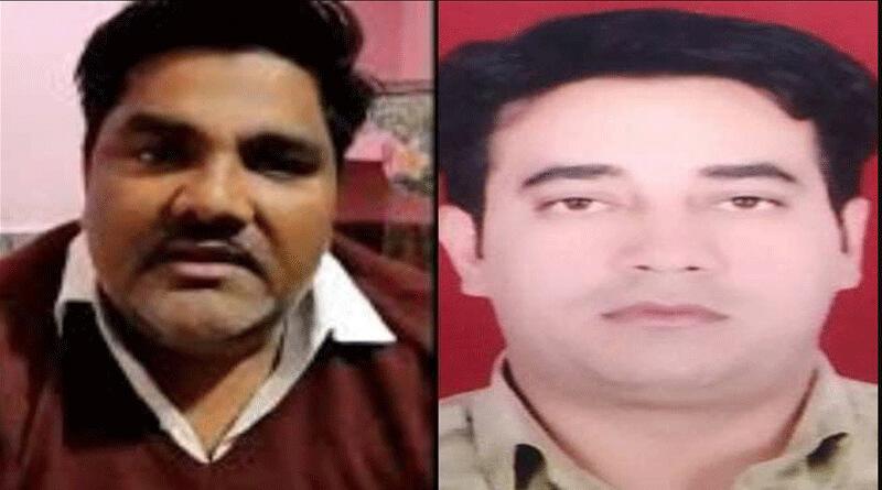 Aap leader Tahir Hussain was suspended due an FIR