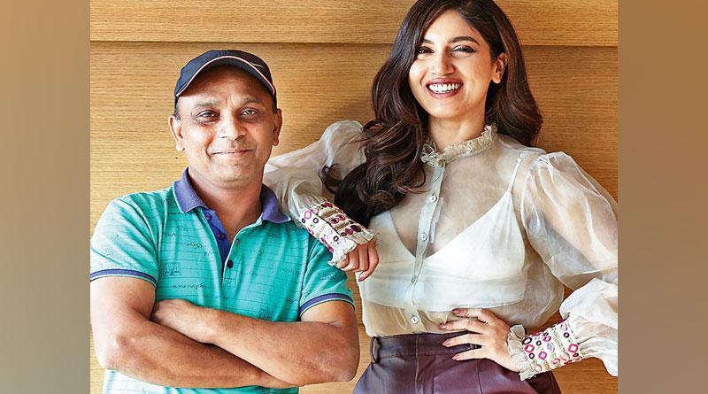 Bollywood actress Bhumi Pednekar extends help to a needy spotboy