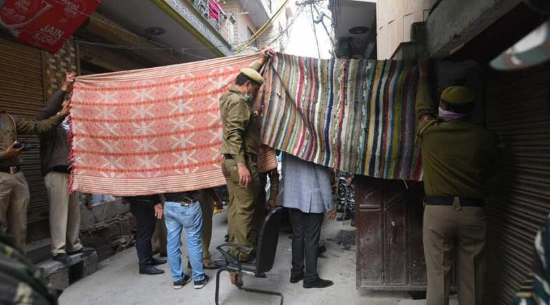Dead bodies of 5 including two minors recovered from a house in Delhi