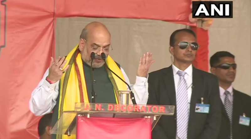 'we will bring back Bengal's glory if get chance to serve the state', assures Amit Shah