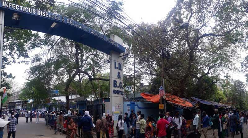 Incident hits oxygen supply at Beleghta ID hospital amidst corona crisis  Sangbad Pratidin