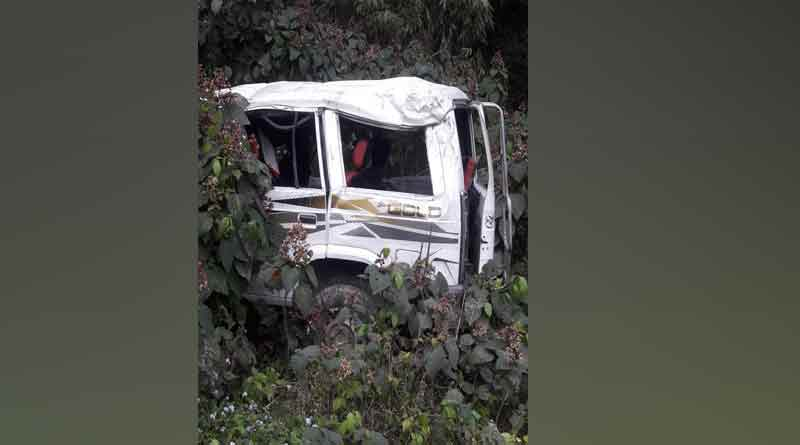 A Terriffic Car Accident occured in Siliguri, 5 died 4 injured