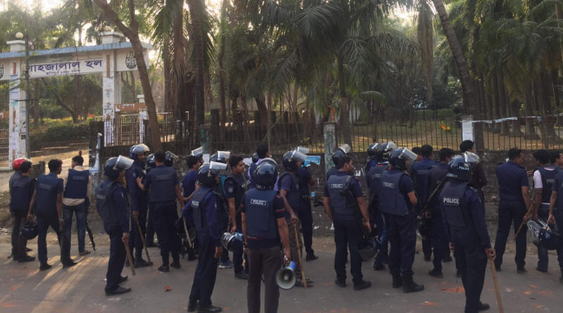 30 injured in BCL clash in Chittagong University, 52 held