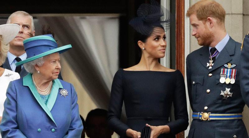 Queen Elizabeth II has told Harry, that he is always welcome back