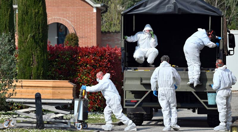 Accelerating pandemic Corona causes 602 new deaths in Italy
