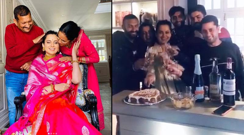 Kangana Ranaut celebrates her birthday amidst coronavirus outbreak