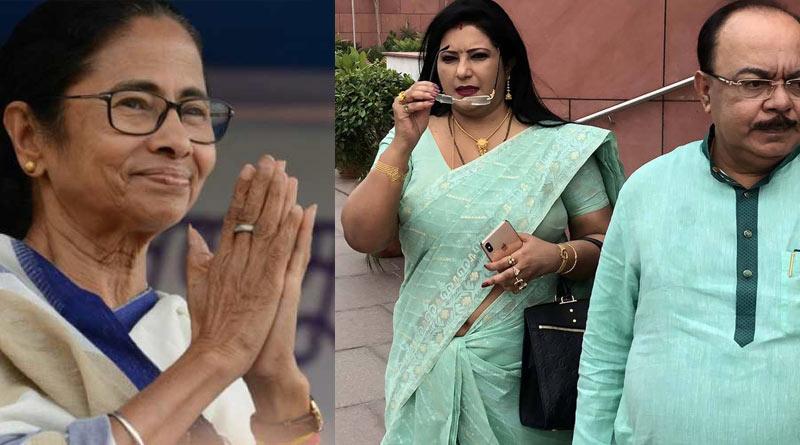 TMC removes Ratna Chatterjee after Mamata-Baishakhi Meeting