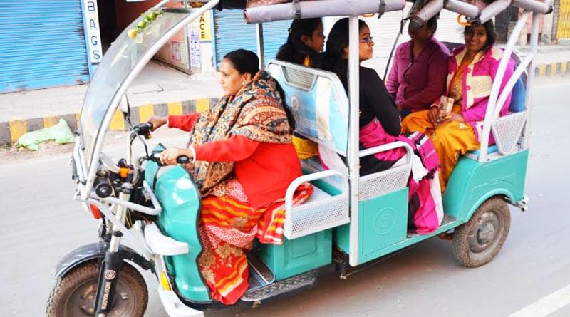 Lady Tuktuk driver from Katoa wins heart of thousands