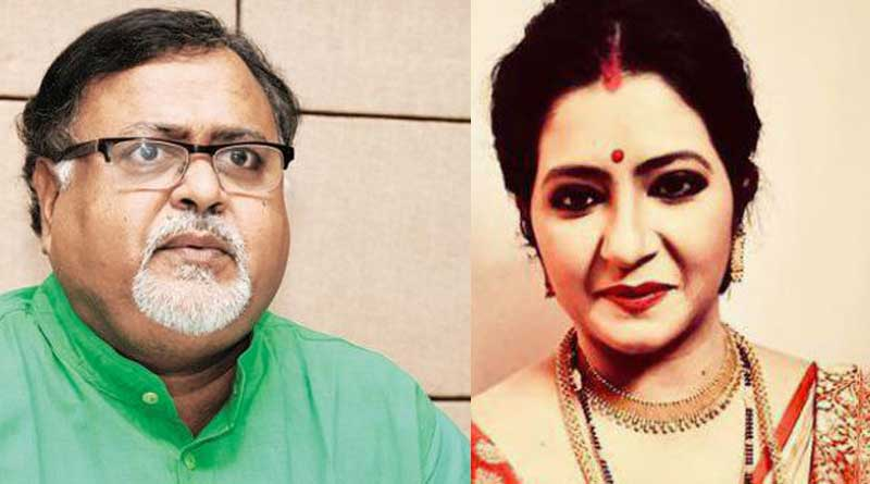 Education minister Partha Chatterjee insulted Baisakhi Bannerjee