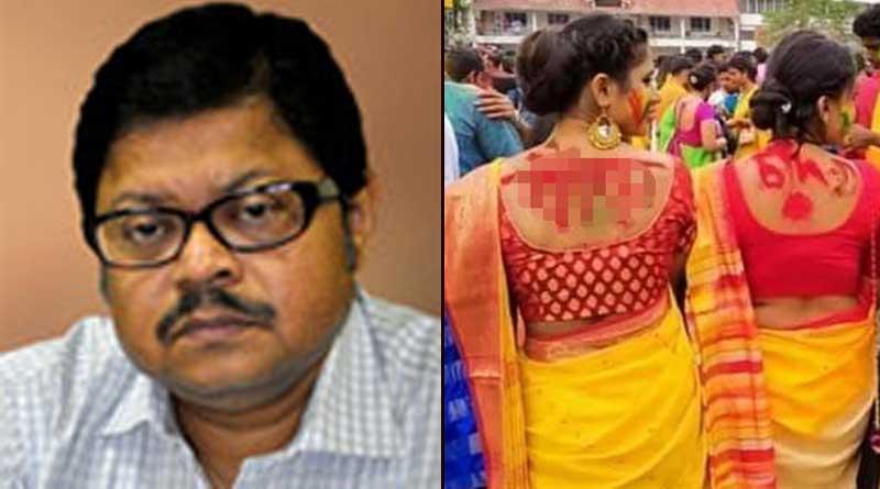 Vice chancellor of RBU Sabyasachi Basu Ray Chaudhury resigned