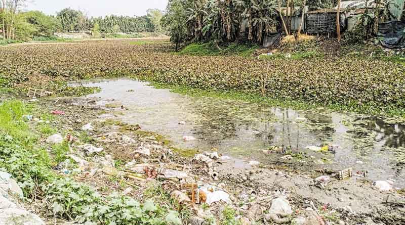 Cooch Behar's Tufangunj municipality decides to clean Raydak river