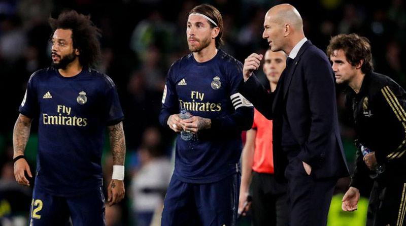 Coronavirus: Real Madrid quarantined, La Liga suspended