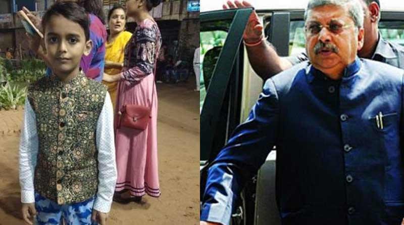 Srirampur mourns the death of Rishav Singh in poll car accident at Dol