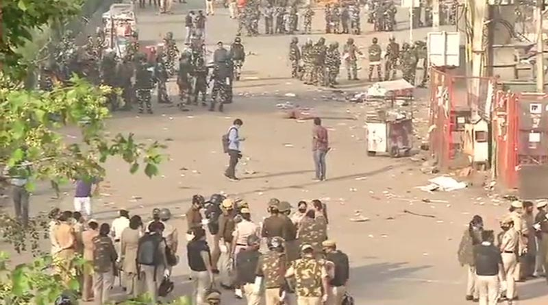 Shaheen Bagh Anti-CAA Protesters Removed Amid Delhi Lockdown
