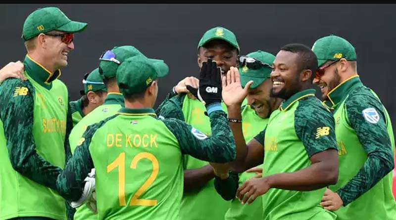 South Africa cricket team will leave India from Kolkata