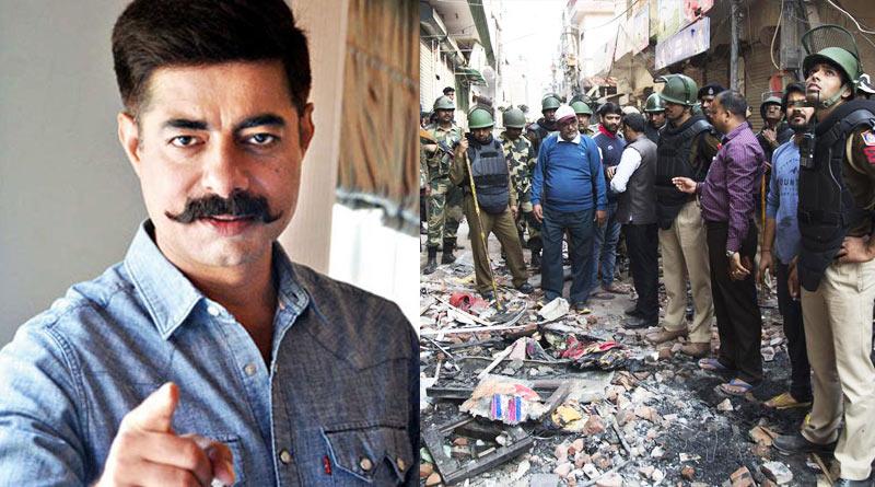 Ex Savdhaan India host Sushant Singh wrote poem on Delhi Violence