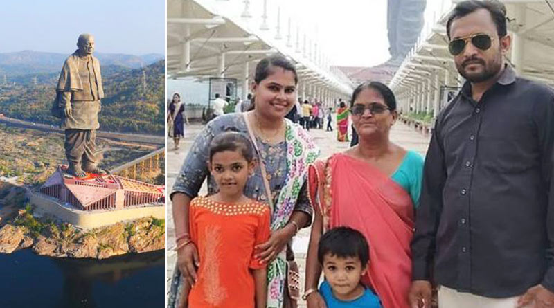 Family from Vadodara goes missing after visiting Statue of Unity