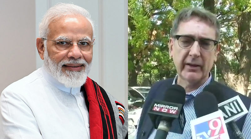 Image result for henk bekedam and modi