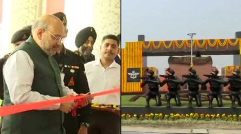 NSG assures the entire security of the nation, says Amit Shah from Rajarhat