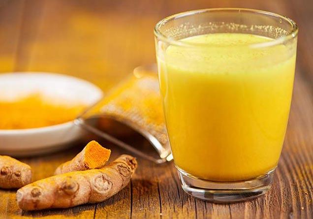 haldi-milk