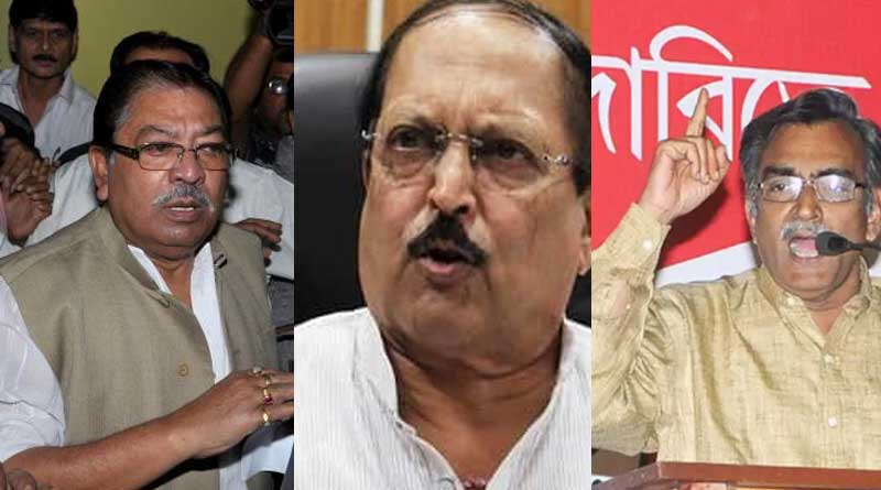 'Thety fight together from the time of Lord Clive', Subrata Mukherjee criticises on left-cong