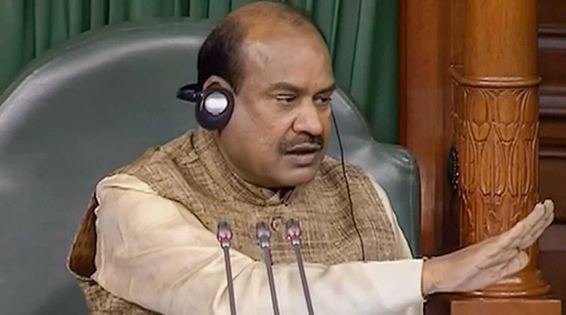 Speaker Om Birla pained by the Conduct of Mp`s in loksabha