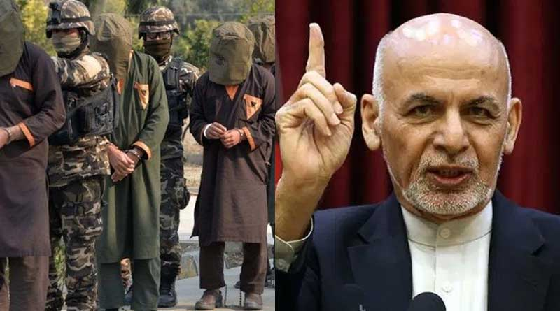 US-taliban peace deal: Afghan president Ashraf Ghani rejects taliban prisoners release