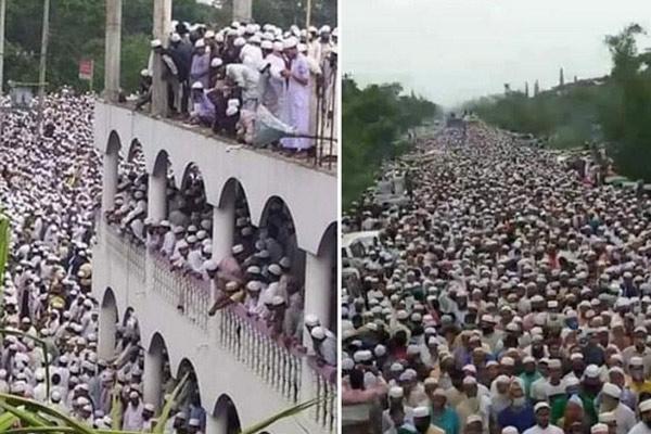 Bangladesh namaj