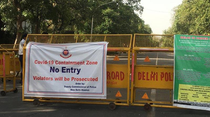Delhi's Bengali market deserted due to coronavirus scare